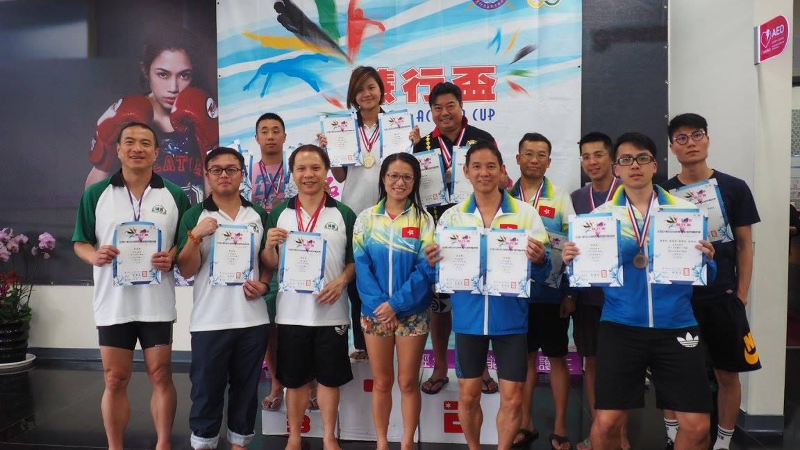 2016 台灣慧行盃國際游泳比賽2